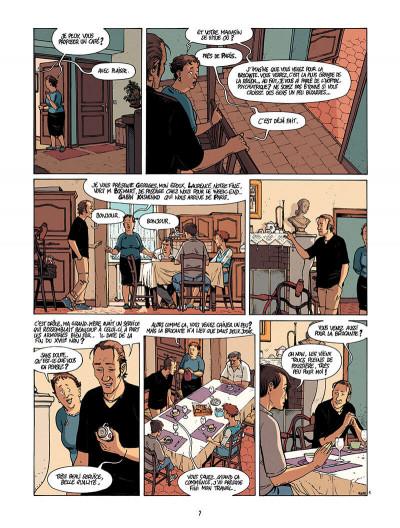 Page 8 le chineur tome 1 - tu es poussière
