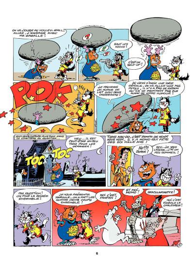 Page 5 hercule tome 3 - sparadraps en folie!