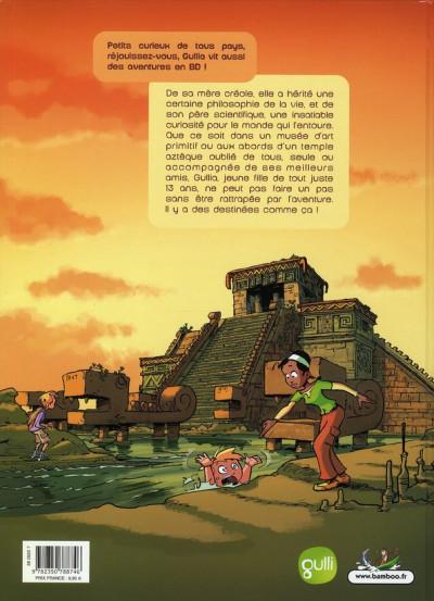 Dos les aventures de gullia tome 1