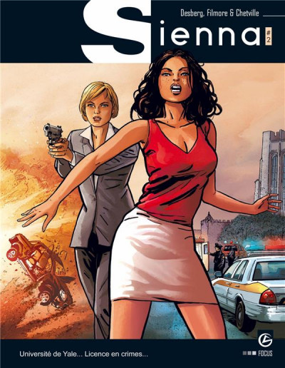 Couverture sienna tome 2