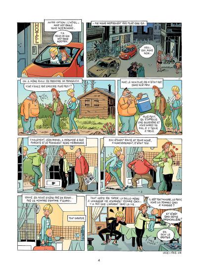 Page 3 ma belle-mère et moi tome 1