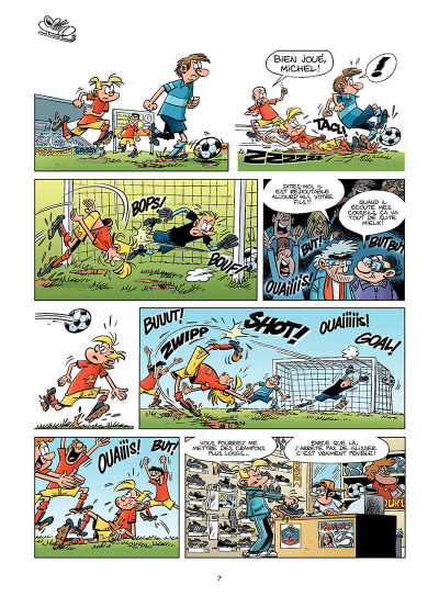 Page 6 les footmaniacs tome 8