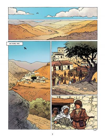 Page 4 tahya el-djazaïr tome 2 - du sable dans les yeux