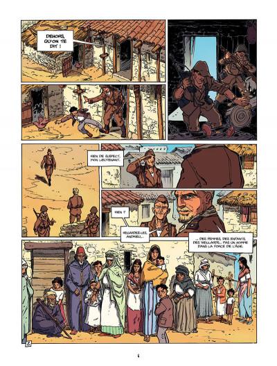 Page 5 tahya el-djazaïr tome 2 - du sable dans les yeux