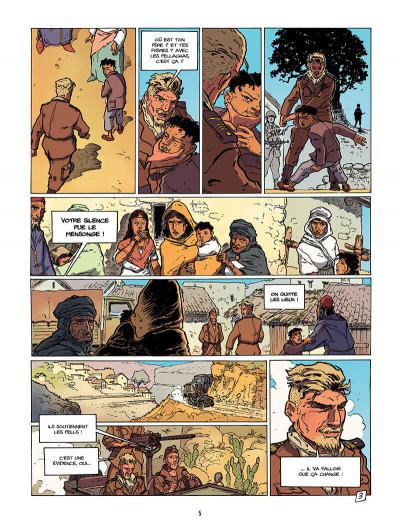 Page 6 tahya el-djazaïr tome 2 - du sable dans les yeux
