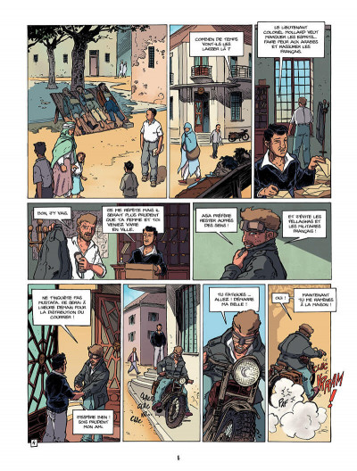 Page 7 tahya el-djazaïr tome 2 - du sable dans les yeux