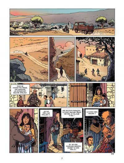 Page 8 tahya el-djazaïr tome 2 - du sable dans les yeux