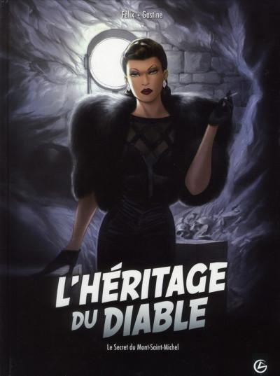 image de l'héritage du diable tome 2 - le secret du mont Saint-Michel