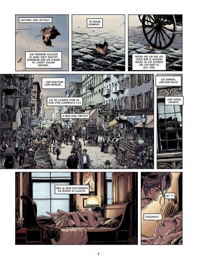 Page 2 wounded tome 1 - l'ombre du photographe