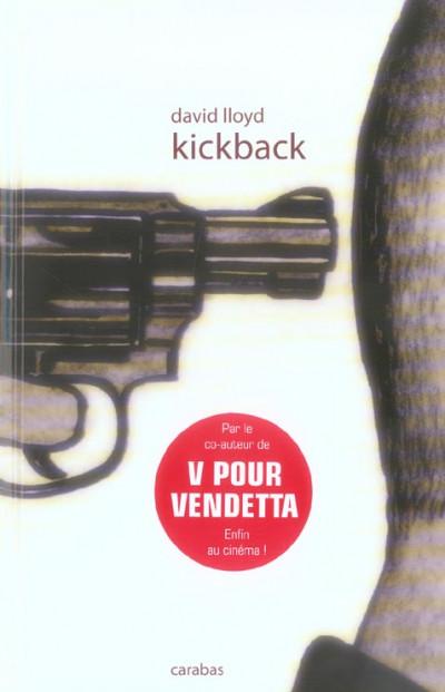 Couverture kickback ; intégrale