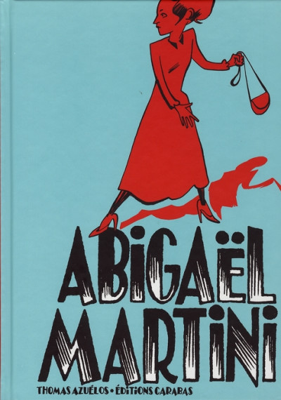 image de abigaël martini tome 1