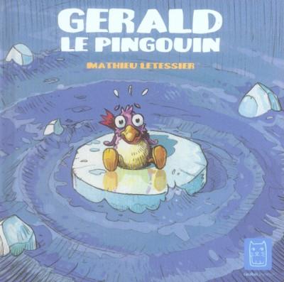 Couverture gérald le pingouin