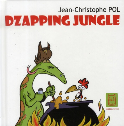 image de dzapping jungle tome 1