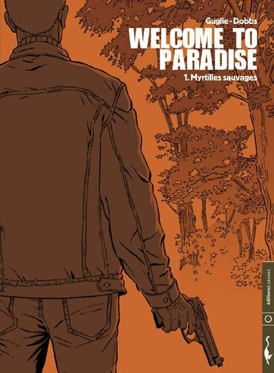 Couverture welcom to paradise tome 1