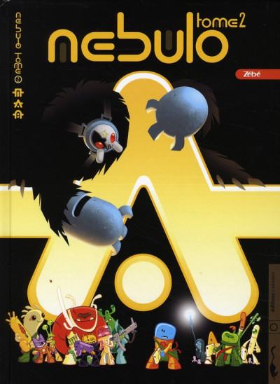 Couverture nebulo tome 2