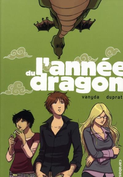Couverture l'année du dragon ; intégrale