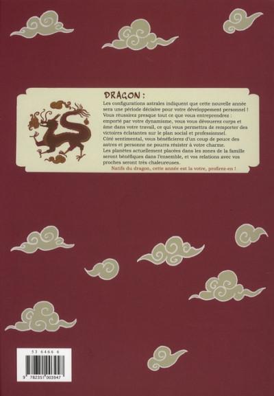 Dos l'année du dragon ; intégrale