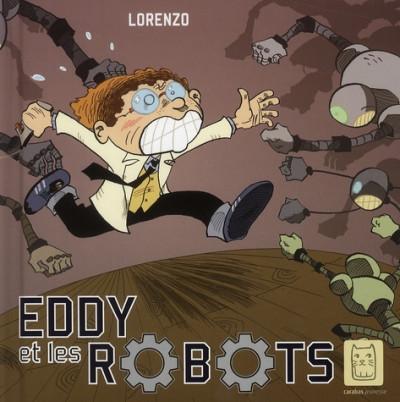 Couverture eddy et les robots