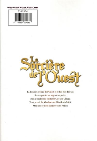 Dos la sorcière de l'ouest tome 3