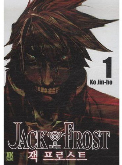 Couverture jack frost tome 1