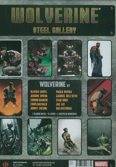 Page 1 Wolverine - portfolio collector