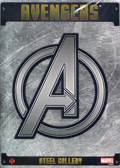 Couverture Avengers - portfolio collector