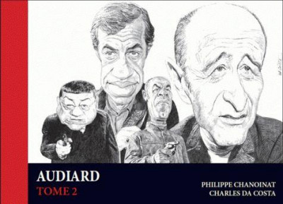 Couverture Audiard tome 2