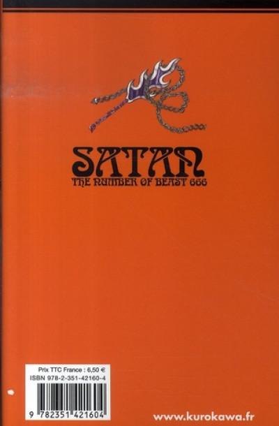 Dos satan 666 tome 10