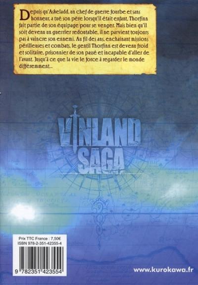 Dos vinland saga tome 1