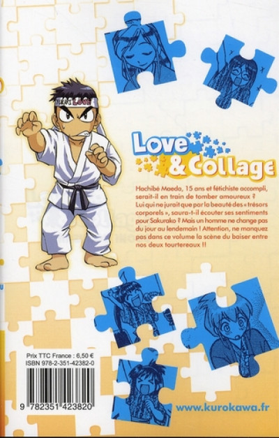 Dos love & collage tome 7