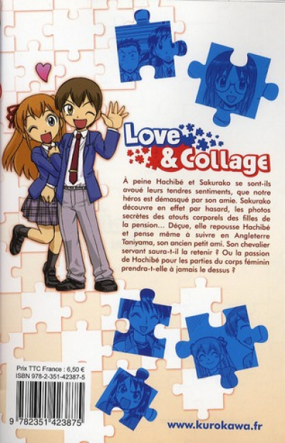 Dos love & collage tome 12