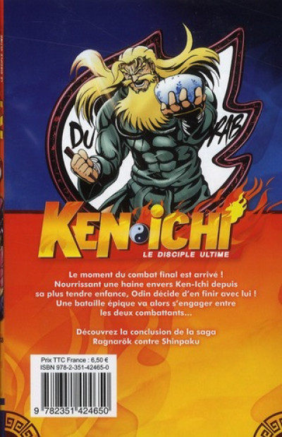 Dos ken-ichi tome 16