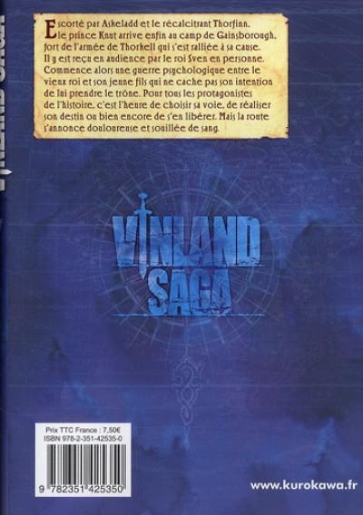 Dos vinland saga tome 7