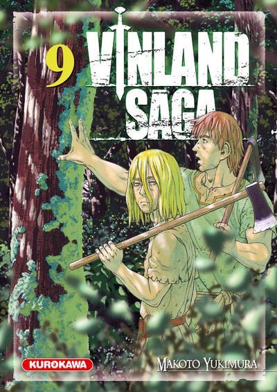 Couverture Vinland saga tome 9