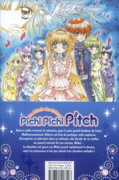Dos pichi pichi pitch tome 6