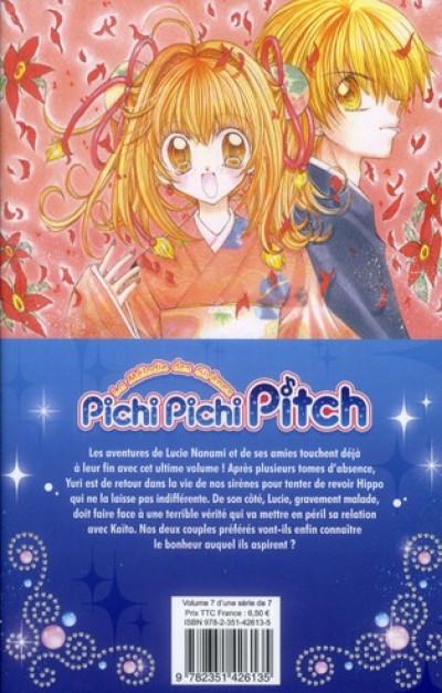Dos pichi pichi pitch tome 7