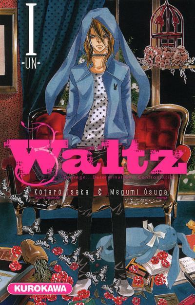 Couverture Waltz tome 1