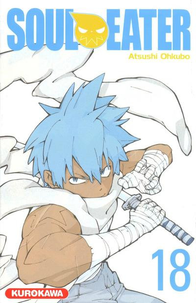Couverture soul eater tome 18