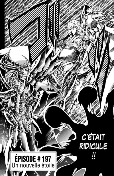 Page 7 saint seiya - the lost canvas tome 23