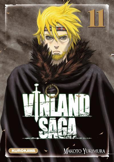 Couverture Vinland saga tome 11