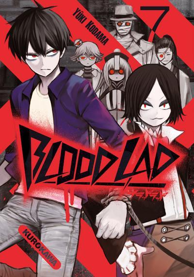 Couverture Blood lad tome 7