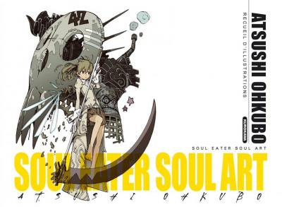Couverture Soul eater - soul art tome 1