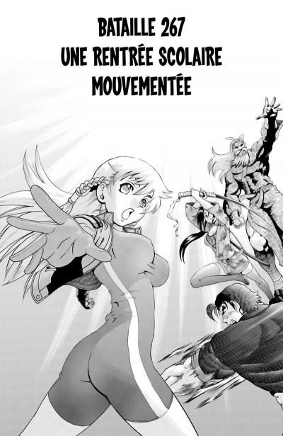 Page 6 Ken-ichi saison 2 tome 1