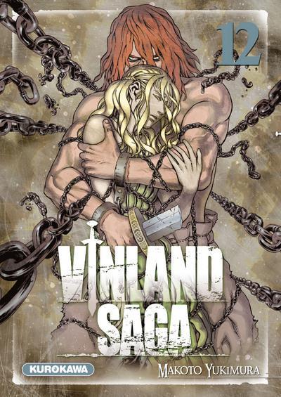 Couverture Vinland saga tome 12