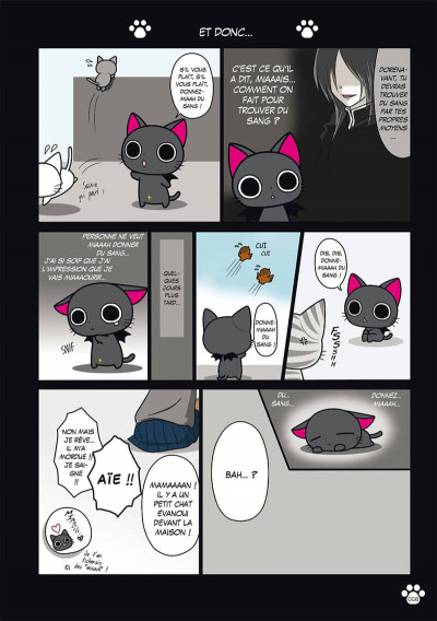 Page 9 Nyanpire tome 1