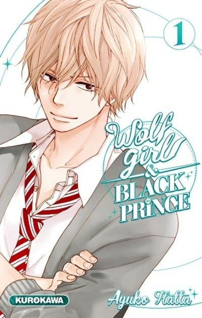 Couverture wolf girl & black prince tome 1