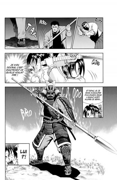 Page 7 Ken-ichi saison 2 tome 3