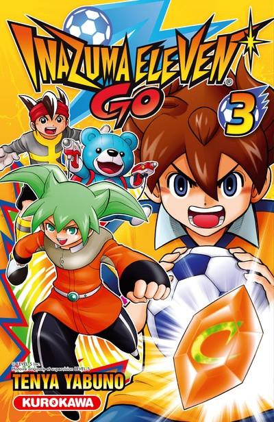 Page 8 Inazuma eleven go ! tome 3