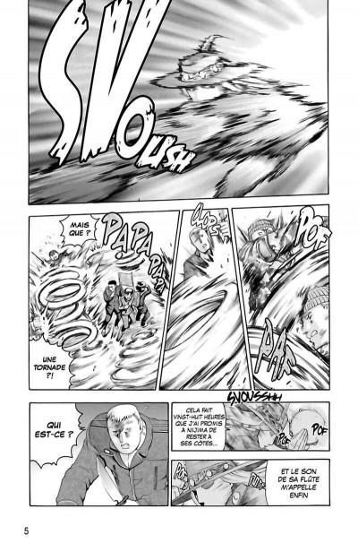 Page 6 Ken-ichi saison 2 tome 4