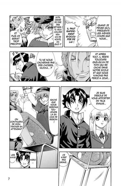 Page 6 Ken-Ichi Saison 2 tome 8
